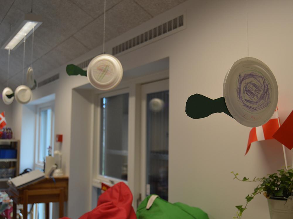 MicroVent ventilation sikrer sundt indeklima i legerum i Børnehaven Himmelblå