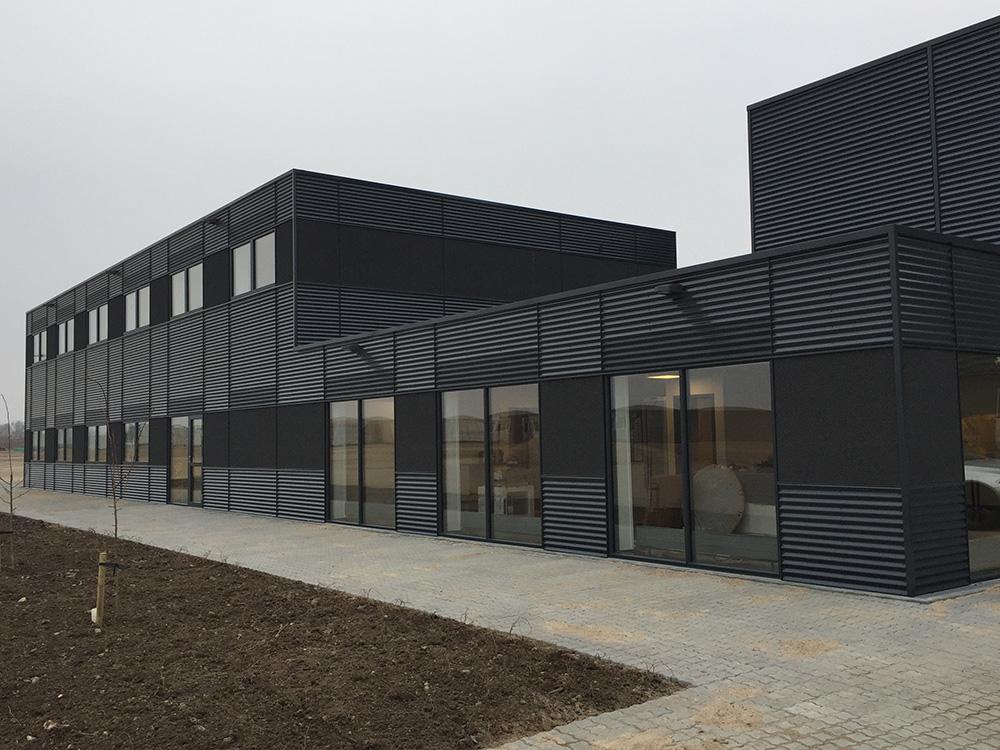 GSV Materieludlejning bygning