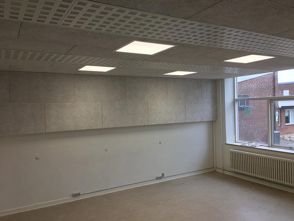 Performance+ ventilation klar til skolestart på Skaade Skole