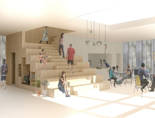 MicroVent giver arkitekten mulighed for at være kreativ